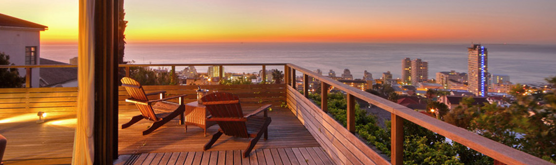 About Sea Point Self Catering Accommodation
